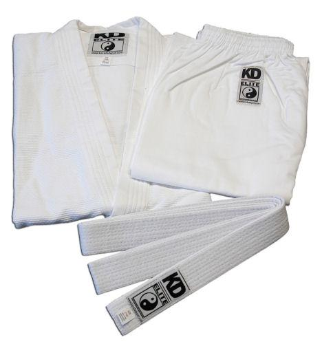 KD Elite Student Judo Uniform